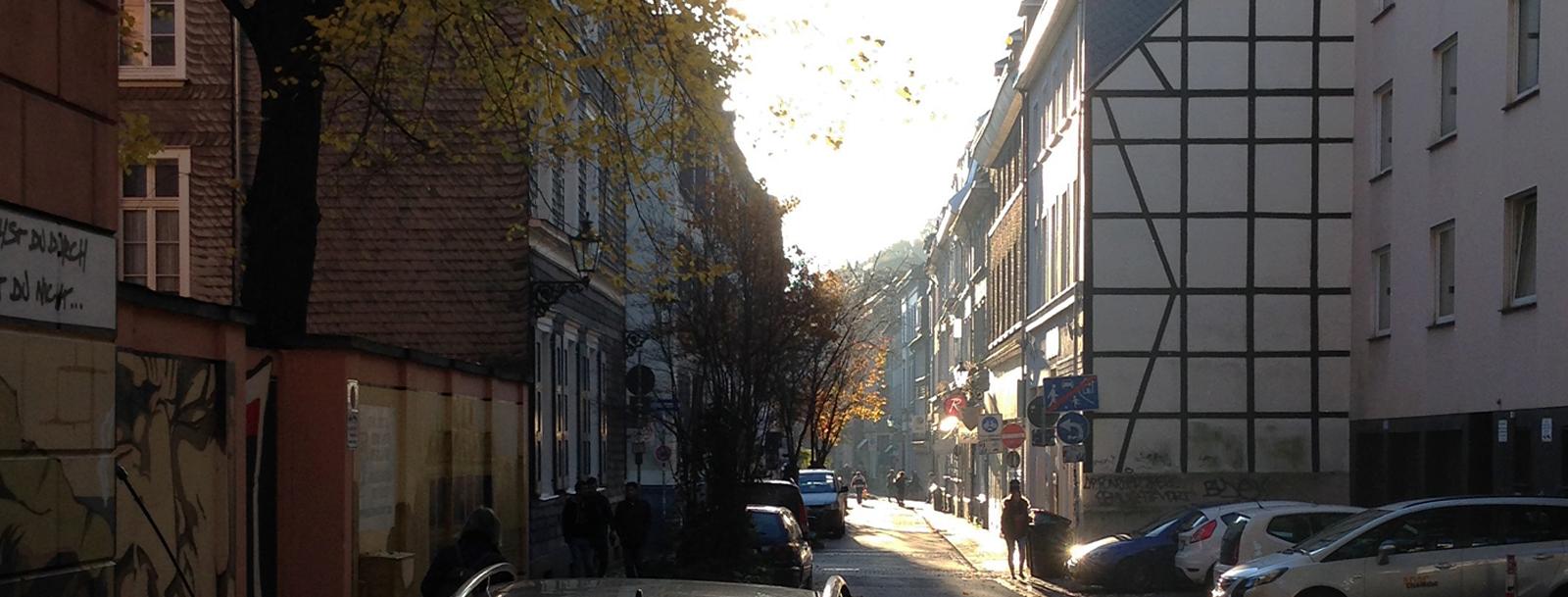 Luisenstraße - Wuppertal Germany