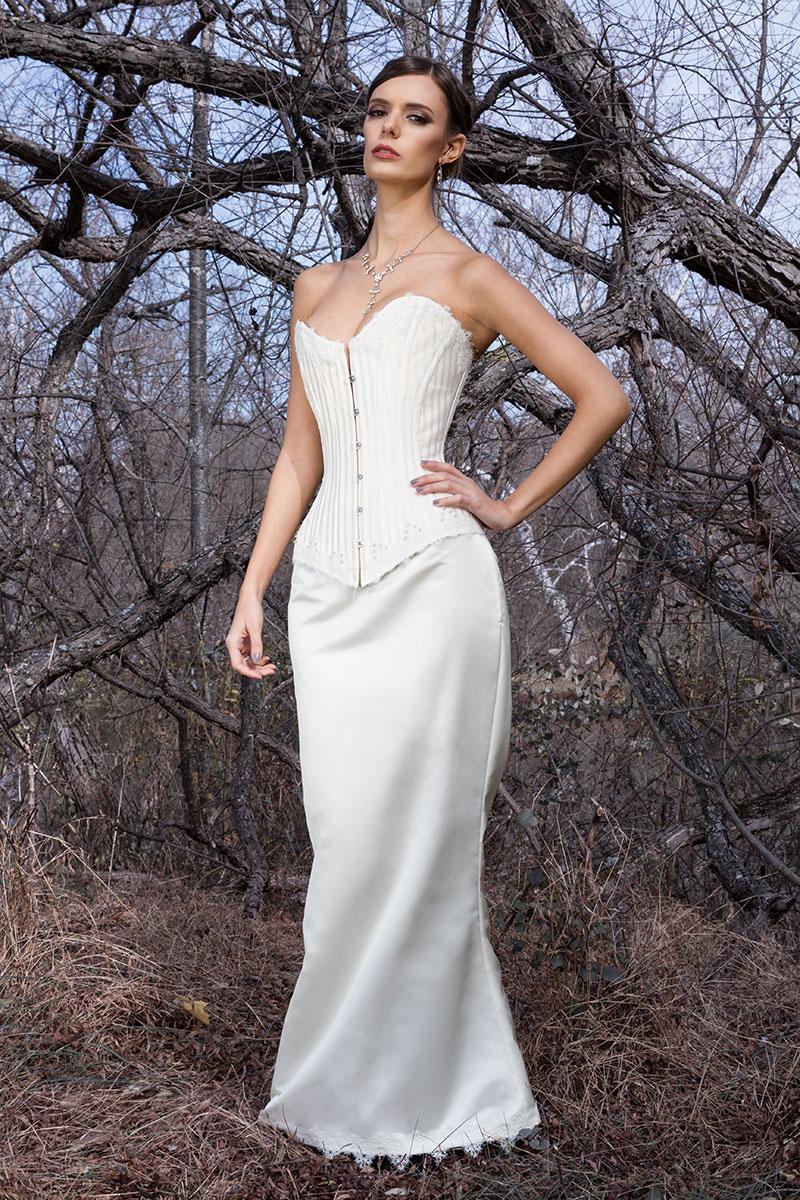 "the classic - collection ""winter"" - deux lunes corsets"